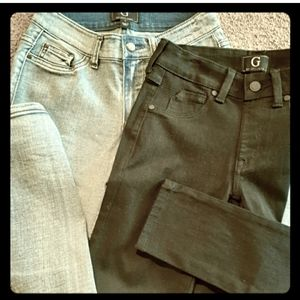 NWOT G By Giuliana Jeans (2 pairs)